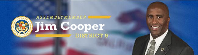 Assemblymember Jim Cooper