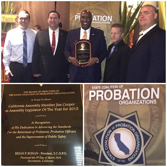 State Coalition of Probation Organizations