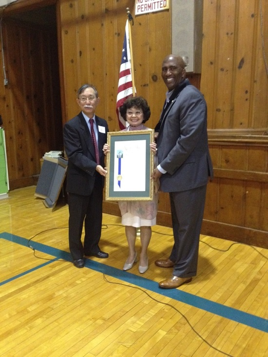 Japanese American Citizens League for their 80th Anniversary