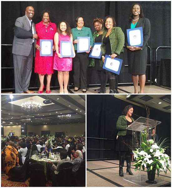 Sacramento National Coalition of Black Women (NCBW) 14th Annual Business & Community Awards Luncheon