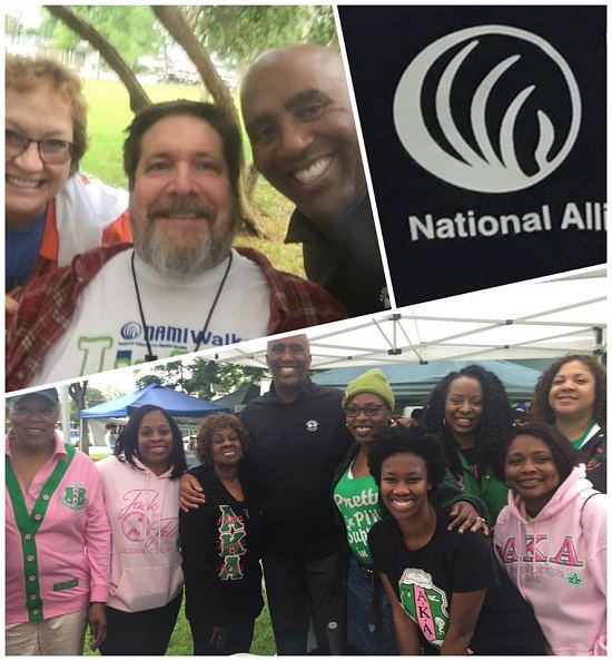 The National Alliance On Mental Illness is a nationwide grassroots advocacy group, representing families and people affected by mental disorders in the United States