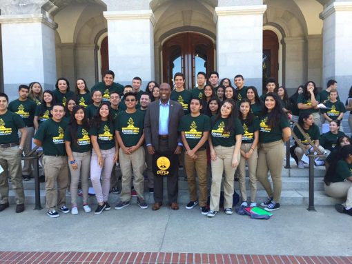 Chicano Latino Youth Leadership Program