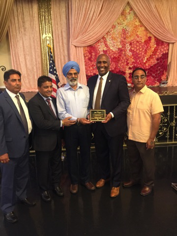 American Sikh Public Affairs Association dinner