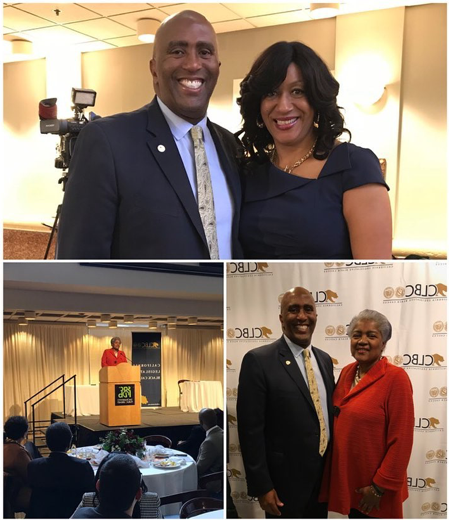 Congratulations to Pleshette Robertson on being AD9's Unsung Hero! We had a fantastic MLK celebration with the California Legislative Black Caucus honoring Dr. King and leaders like Pleshette who do so much for our community.