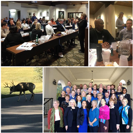 During this year's legislative recess I had the unique privilege of attending the CSGWest Legislative Academy in Colorado Springs, CO. The academy featured 35 legislators from across the western US teaching us leadership skills and how we how we can work together to serve our constituents and strengthen our respective states.