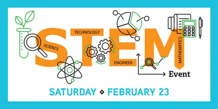 STEM Event Graphic