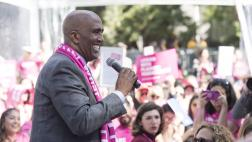 Assemblymember Cooper Speaks at Planned Parenthood's 2019 Capitol Day