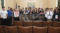 The 2019 Young Assemblymembers for Assembly District 9